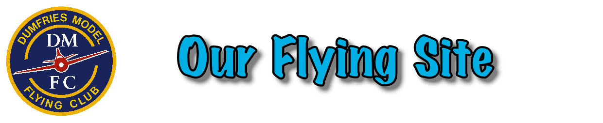 Our Flying Site Banner